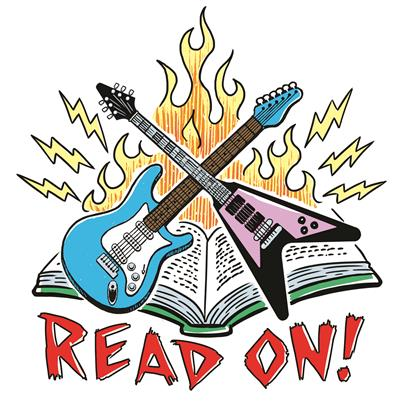 Read On Libraries Rock
