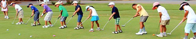 Junior Golf Photo
