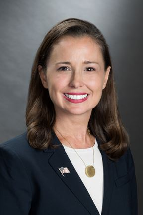 Village Council member Deborah Searcy official photo