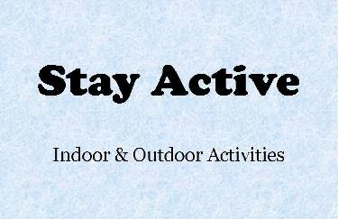 COVID Stay Active