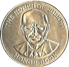 Robert F. Sibert Informational Book Award