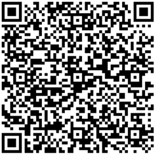 Black and White Printing QR Code