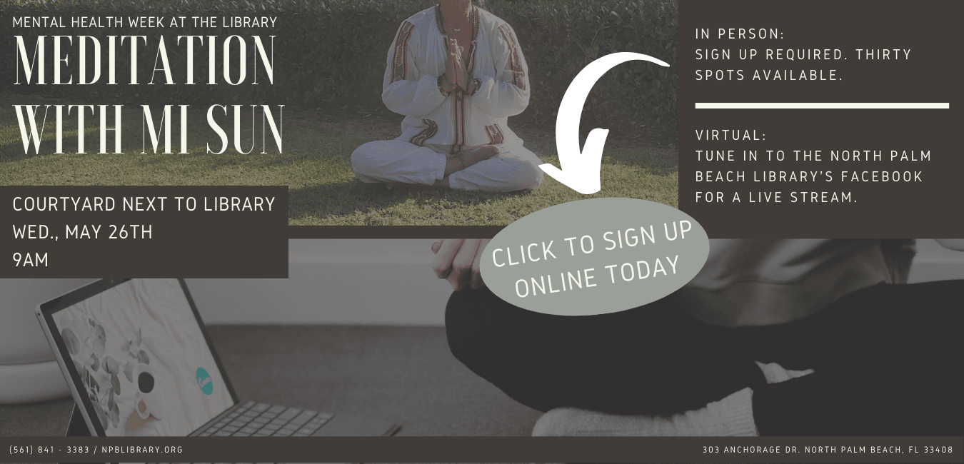 Meditation with Mi Sun Web Banners